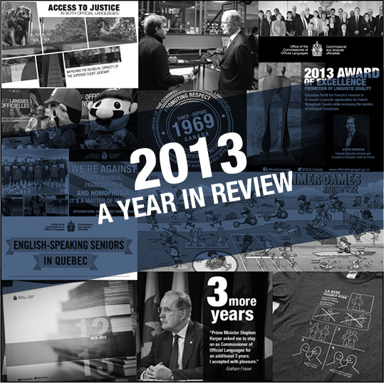 2013 A Year in Review