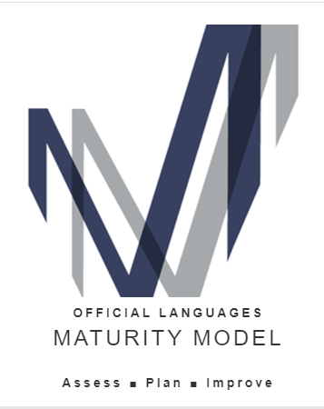 The Official Languages Maturity Model