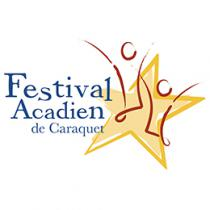Logo of the Festival Acadien de Caraquet
