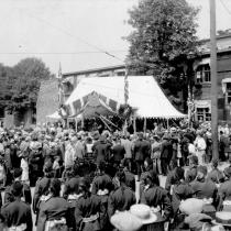 Celebrations on July 1st 1927