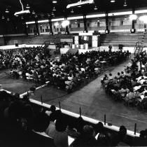 Convention d'orientation nationale des Acadiens. Edmunston (New Brunswick), 1979