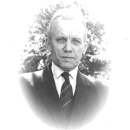 Joseph Oreux Pilon is the first president of the Association
