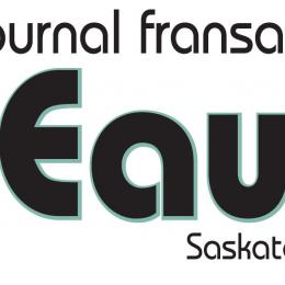 l'Eau Vive newspaper current logo (2016)