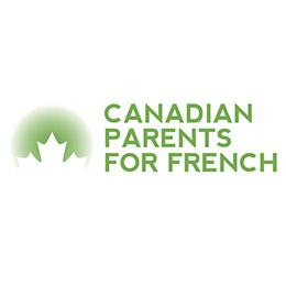 Canadian Parents for French logo