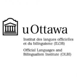 Official Languages and Bilingualism Institute logo