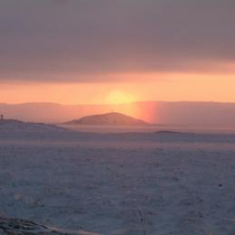 Frobisher Bay on December 2005